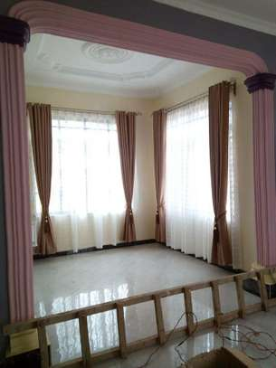 Sewn Designed Curtains and Sheers image 7
