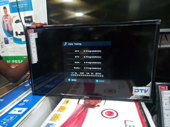 Offer on 24 inch tcl digital TV at 10500
