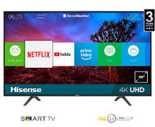 Hisense 50 Inch 4K Smart UHD LED TV 50A7120 image 1