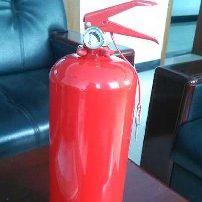 Dry powder 9kg fire extinguisher image 2