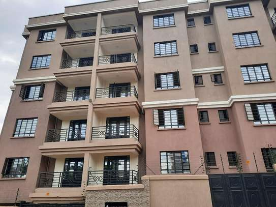 Executive 2 Bedroom Apartment To Let in Ruaka At 33K image 1