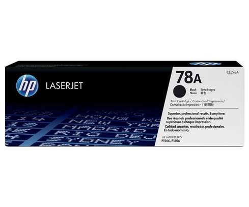HP 78A - CE278A - LaserJet Toner Cartridge - Black