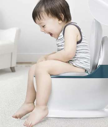 Children Simulation Toilet Infant Pony Bucket Potty Seat with Removable Inner Bucket image 15