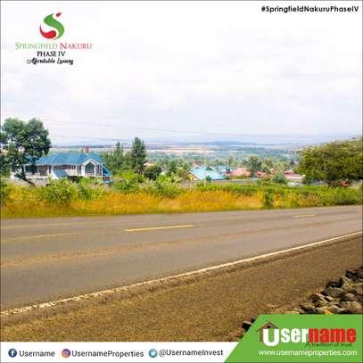 Affordable plots for sale in Nakuru image 4