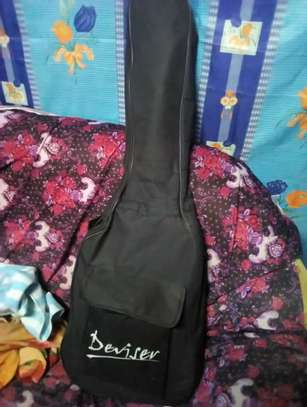 Ibanez electric guitar with a bag image 2