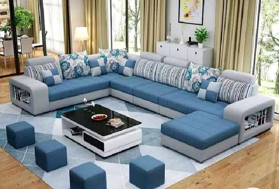 sofas/U shaped sofas/modern sofas/ modern livingroom designs image 1