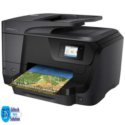 HP Office Jet 8710 image 1