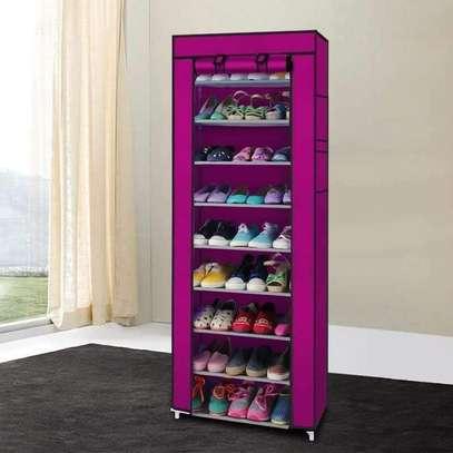 Portable shoe rack image 7