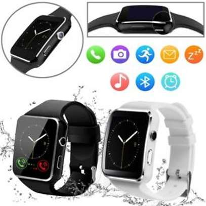 Smart Watch Fitness Tracker with All Day Heart Rate image 1
