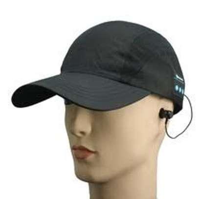 Bluetooth Earphone Sun Hat Wireless Headphone Caps Baseball Headset image 1