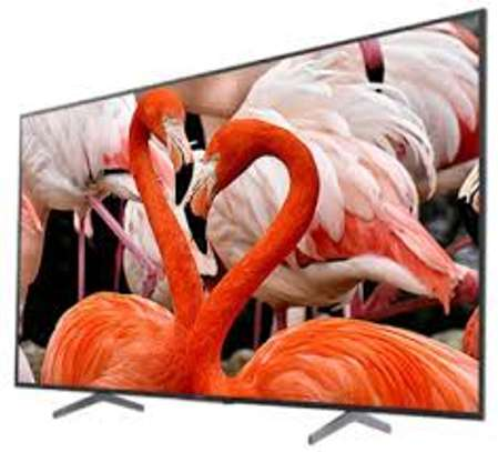 Sony 65 Inch 4K Ultra HD Smart LED  HDR tv image 1