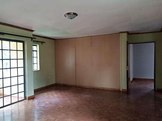 4 bedroom house for rent in Karen image 12