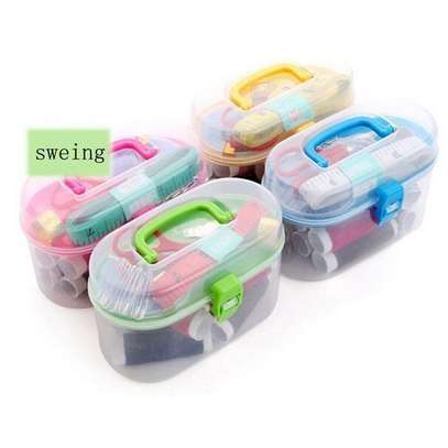 Sewing Kit For Home & Emergency Purposes image 1