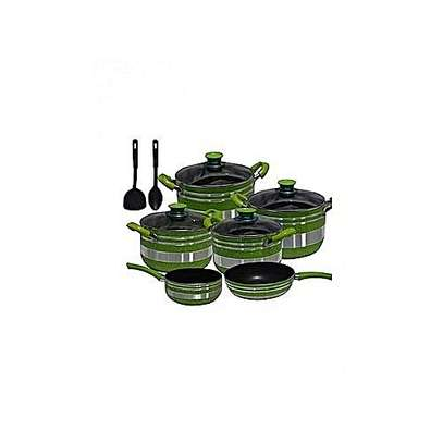 Signature 12 PCs non stick sufuria