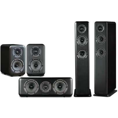 Wharfedale D300 Series 5.1 Hometheater Speaker Set image 1