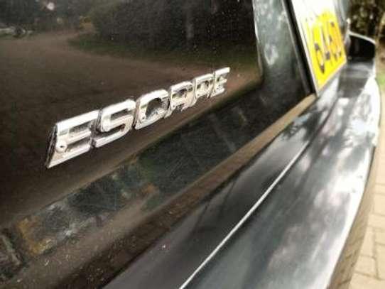 2010 Ford ESCAPE Auto 4WD 2300cc Leather Sunroof MINT image 10