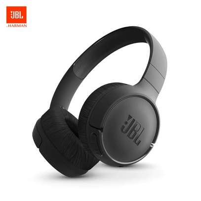 JBL Tune 500BT Bluetooth Wireless On-Ear Headphone with Mic JBL Pure Bass Sound Noise Canceling Foldable Headset Sport Earphones image 4