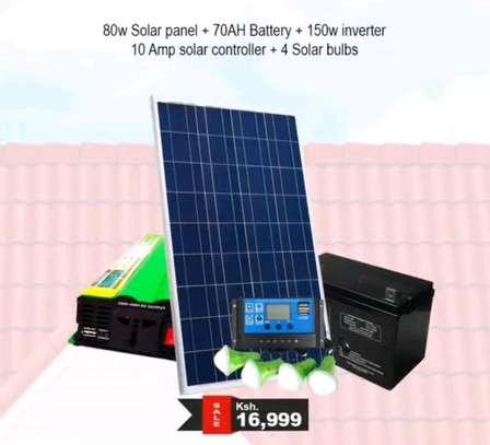 80w solar panel image 1