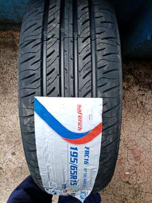 Saferich tyres image 1
