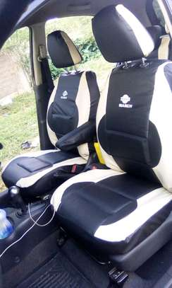 NISSAN MATCH CAR SEAT COVERS