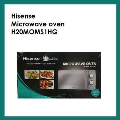 NEW Hisense H20MOMS1HG Microwave Oven image 1