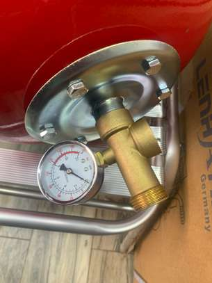 25L Swimming pool filter with pressure gauge image 1