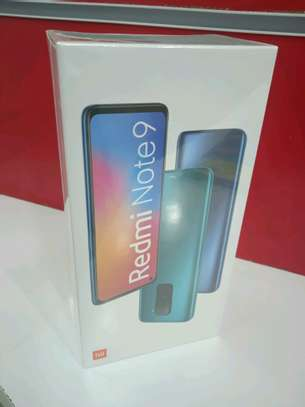 Redmi Note 9 new 64gb 3gb ram 48mp  5020mAh battery image 2