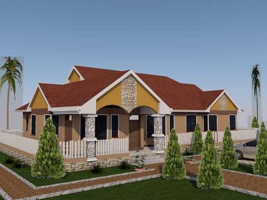 HOUSE PLANS AVAILABLE 2020- BUNGALOWS,MAISONETTES, VILLAS, FLATS image 6