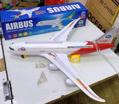 Air bus aeroplane image 1