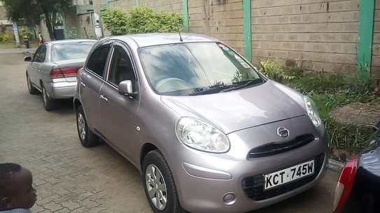 Nissan March - KCT 745W. image 2