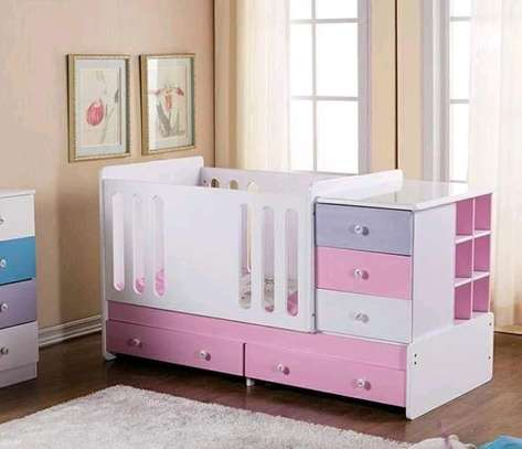Baby Cot bed image 1