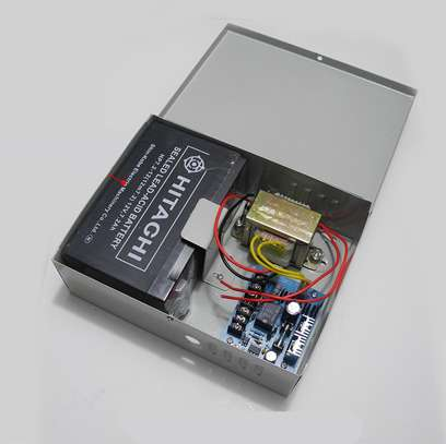 Access control power supply 3amps image 2