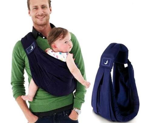 Baba baby strip carrier image 1