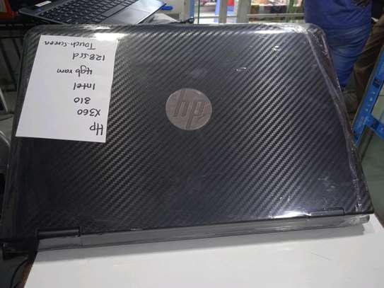 HP X360 310 256GB SSD 8GB Ram Touchscreen(in shop) image 2