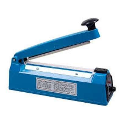 Impulse Heat Sealer 300mm Electric Plastic Poly Bag Sealing Machine image 2