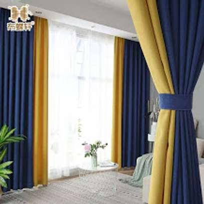 beautiful elegant curtains image 1