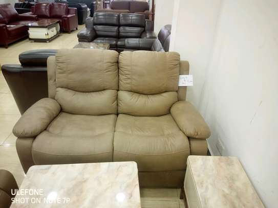 Fabric Recliner Sofas image 3