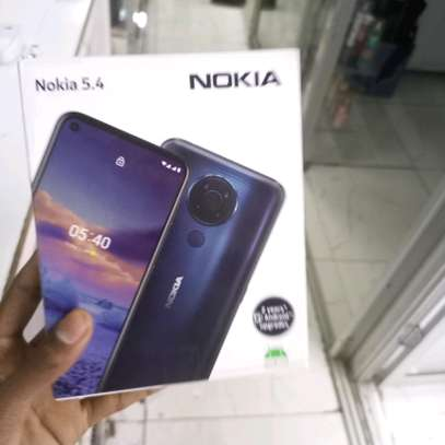Nokia 5.4 4GB/128GB storage image 1