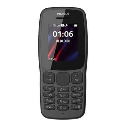 Brand New Nokia 106 Dual SIM at Shop with Warranty image 1