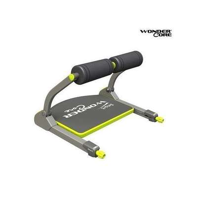Wonder Core 6 In 1 Smart Fitness Machine- Abs, Thighs, Triceps/Biceps image 1