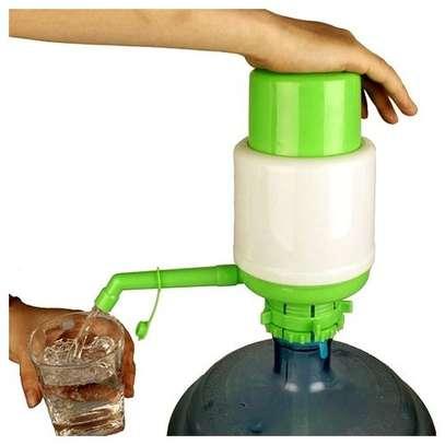 Manual Hand Drinking Water Pump image 1