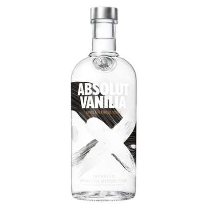 Absolut Vodka Vanilla 750ml image 1