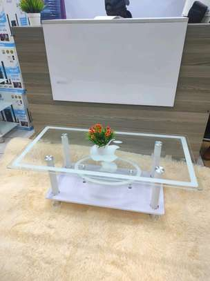 Glass Coffee table image 4