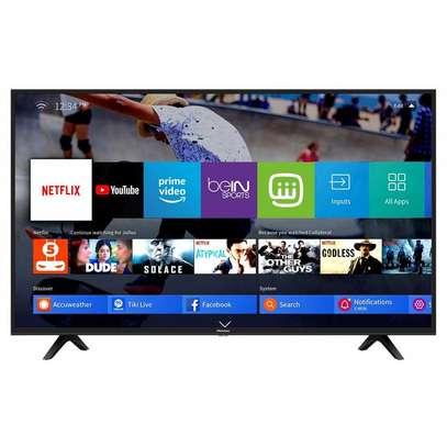 65 inch Hisense Smart Ultra HD 4K Frameless LED TV - With Bluetooth - 65A7100 - New 2020 Model image 1