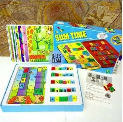 Sum Time board game