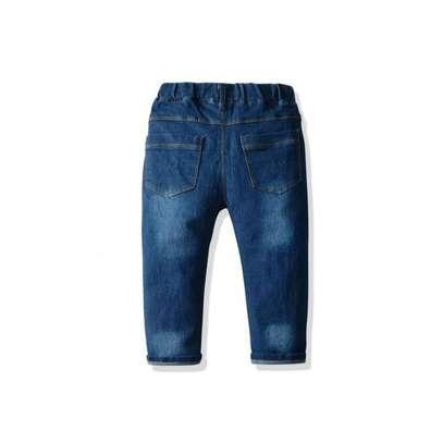 BOYS JEAN PANTS / KIDS TROUSERS PANTS image 2