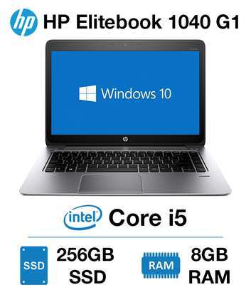 Hp 1040 G1 Core i5 8GB Ram / 256 GB SSD Touchscreen image 1