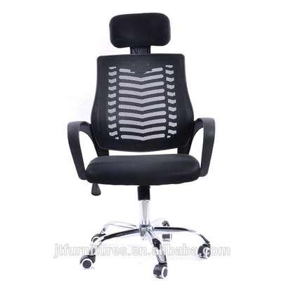 Headrest office chair S12R image 1
