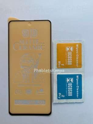 Samsung Galaxy A51 Matte Ceramic film screen Guard image 1