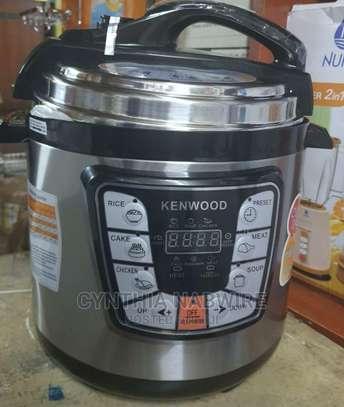 6litres Kenwood Electric Pressure Cooker Multifunctional image 1